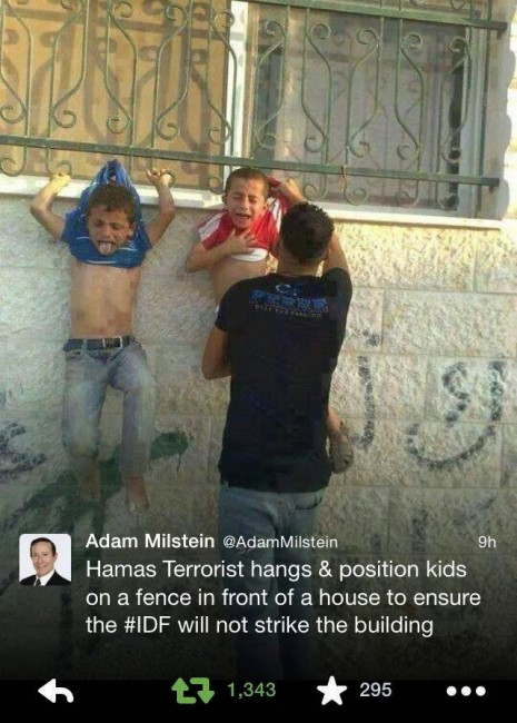 140802-hamas-hangs-children-in-front-of-weapons-cache-house-465x650