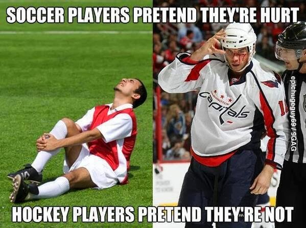 hockey is better than hockey